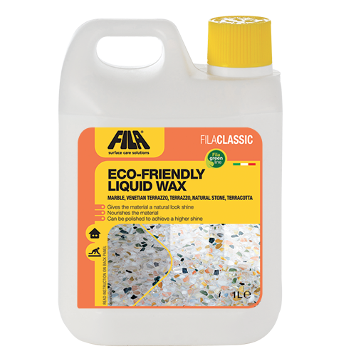 Eco-friendly liquid wax FILACLASSIC | FILA Solutions