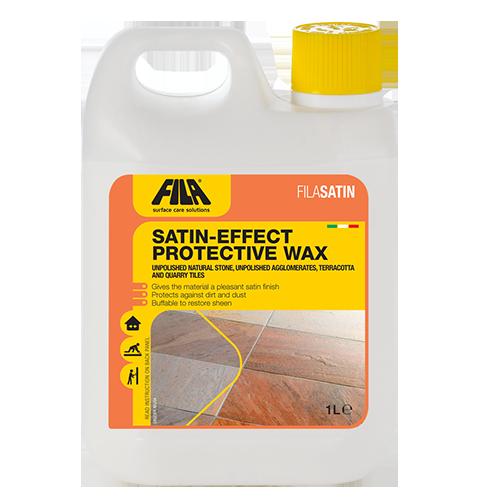 Satin Effect Protective Wax Filasatin Fila Solutions