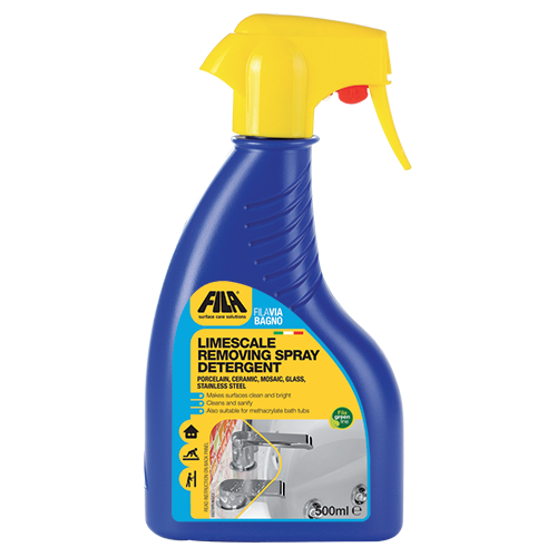Limescale Removing Spray Detergent Filaviabagno Fila