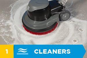 Til rengøring