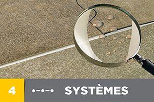 Systèmes de produits