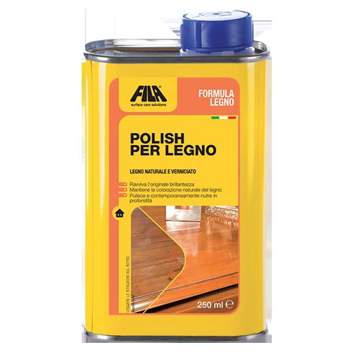Pulire Il Legno Verniciato.Polish Per Legno Formula Legno Fila Solutions