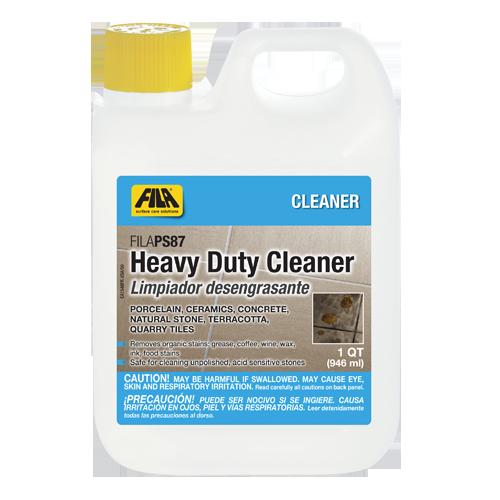 Heavy Duty Cleaner Filaps87 Fila Solutions