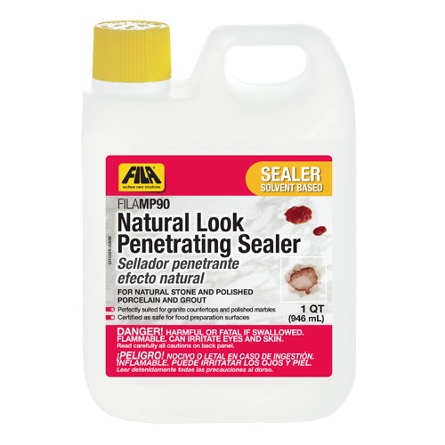 Natural look sealer solvent based FILAMP90 | FILA Solutions