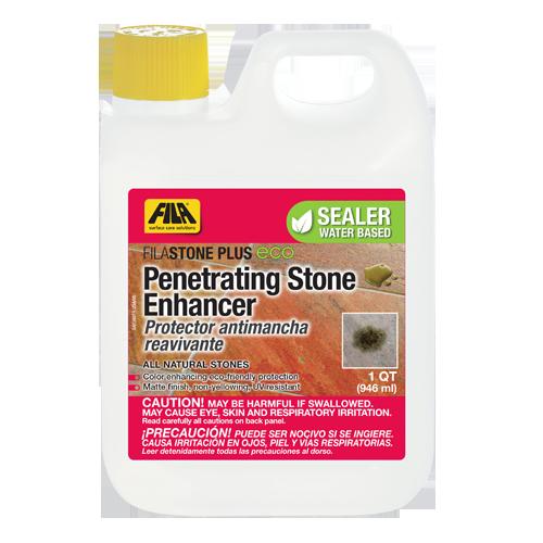 Stone Enhancer Matte Finish Water Based Filastone Plus