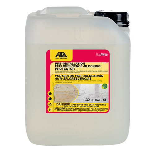 Anti-contaminant back sealer FILAPW10 | FILA Solutions