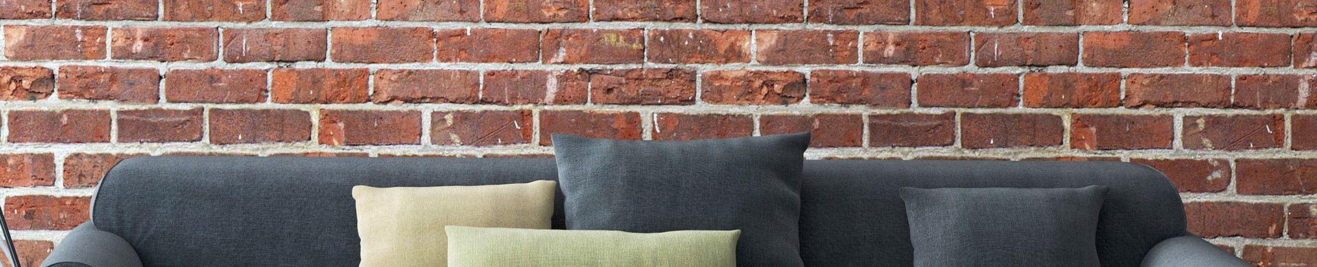 Muri in mattoni a vista sul perch arredare con i mattoni fabulous download riparazione della - Mattoni faccia vista per interni ...