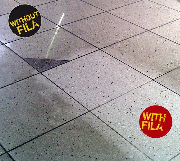 Come pulire e sgrassare a fondo un pavimento in ceramica o - Pulire fughe piastrelle da olio ...