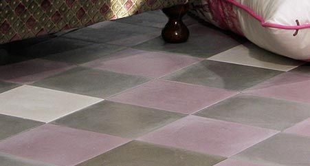 Encaustic Cement Tiles (Decorated Concrete)